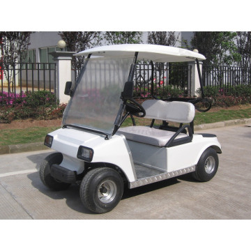 Cheap 2 seats mini gas golf cart