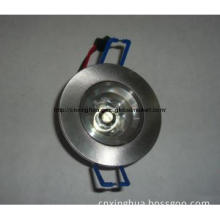 1W High Power LED Spot Light With Blue Color of Surface