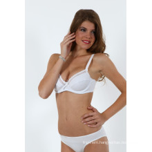 MIORRE WITHOUT FOAM RUCHED MINIMIZER BRA
