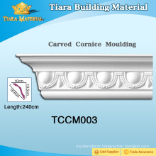 Polyurethane Exterior Crown Moulding