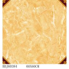Лучшие качественные ковровые плитки с золотом с 600X600mm (BDJ60384)