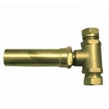 Válvula de detención del martillo de agua de tamaño pequeño de latón