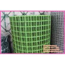 ПВХ сварной забор / ПВХ покрытием аппаратной ткани / ПВХ покрытием сварной проволоки
