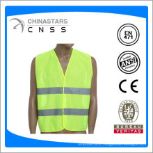 100%polyester en471 mesh reflective safety vest