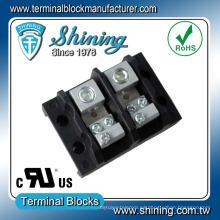 TGP-085-02JSC Distribución de energía 85A Conector de terminal de 3 hilos 2P