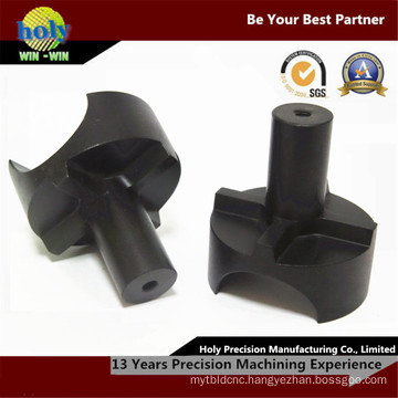 Connector CNC Aluminum Machining Parts with CNC Turning Service