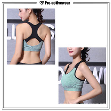 OEM Running Gym Yoga Removable Cups Fitness Sports Bra