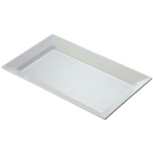 Melamine Rectangle Buffet Series Tray (WT4309)