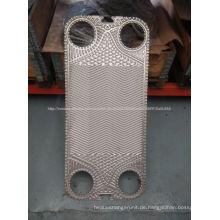 SONDEX bezogene S22 Heat Transfer Edelstahlplatte