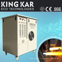 Machine d'étanchéité à l'amiante facial à gaz Hho