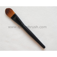 High Quality Facial Cosmetic Brushes Nylon Hair Makeup Foundation Brush