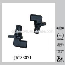 Venta al por mayor de piezas de automóviles Sensor de posición de árbol de levas para Mitsubishi J5T33071
