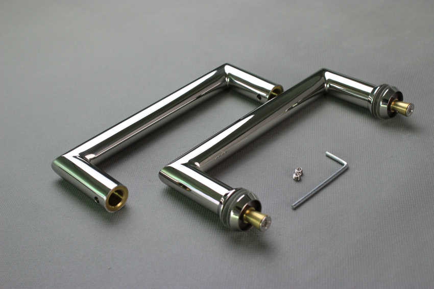 2-Sided Sliding Door Pull Handle