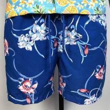 Printed Men Swimwear Beach Shorts