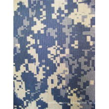 Fy-DC07 600d Oxford polyester imprimé tissu camouflage numérique