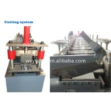 2014 Hot Sale!! YTSING-YD-00059 Manufacturer Top Hat Roll Forming Machine/Roll Forming Machine for Top