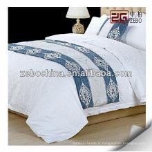 Coussins d'hôtel de style fashional et couloirs de lit à vendre