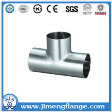 ASME 16.9 304L STAINLESS STEEL REDUCING/EQUAL tee