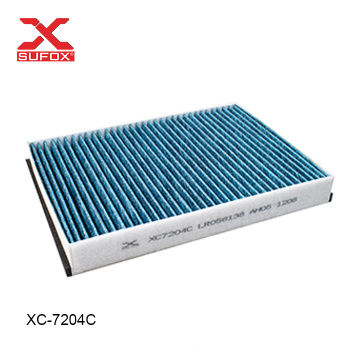 Universal OE 31366124 Auto Cabin Air Filter for Land Rover