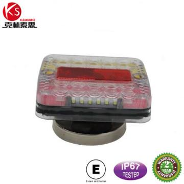 Ks001b imperméable à l'eau Stop/arrière feu arrière E-MARK
