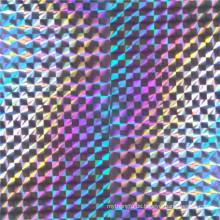 Kundenspezifische wasserdichte holografische Laser-Stanzfolien-Grundfolie