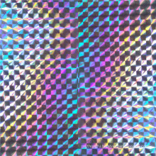 Custom Waterproof Holographic Laser Stamping Foil Base Film