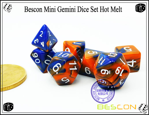 Mini Dice Hot Melt-1
