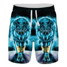 New Arrival of Men's Baggy 3D-Printed Men's Shorts