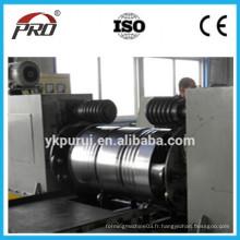 Ligne de production professionnelle de tambour en acier / Équipement de batterie d'acier / Machine à barillet en acier