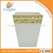 Canosa MOP Pearl Shell hotel collection poubelle de bureau