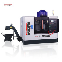 3 axis cnc milling machine VMC 650 vertical machining center