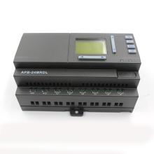 Apb-22mrdl DC12V-24V 14 puntos de entrada digital 8 puntos de salida de relé PLC programable de lógica inteligente programable