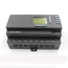 Apb-22mrdl DC12V-24V 14 Points Digital Input 8 Points Relay Output Programmable Intelligent Logic Controller PLC