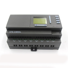 Апб-22mrdl 12В-24В 14 пунктов цифровой вход 8 очков релейный выход Программируемый интеллектуальный логический контроллер PLC