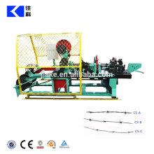 CS-C de alta velocidade reta e reversa torção máquina de arame farpado