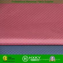 Tecido de jaqueta masculina com poli tela impressa