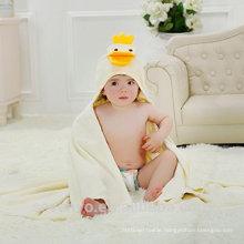 Baby bath towel with hood 100% bamboo Christmas baby Hooded towel Boys & Girls Infant premium chick baby bath towel