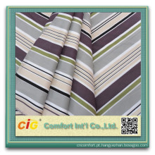 Tecido colorido impresso BedSheet tecido