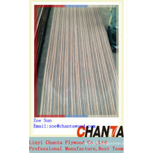 Linyi bonne qualité pour le placage en bois d'ingénierie
