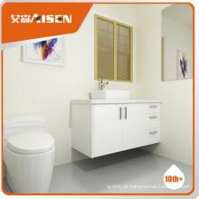 Pünktliche Lieferung modernes Badezimmer Eitelkeit Schrank