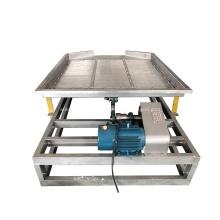 стабильная производительность оборудования большой емкости с гираторным сифтером.