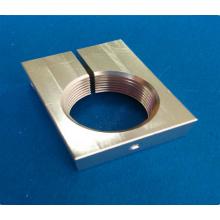 Фрезеровальная часть из алюминиевого сплава службы высококачественного производства ISO (ATC-438)