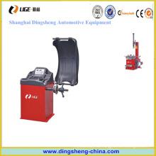 Rad Auswuchtmaschine, Günstige Wheel Balancer Maschine zum Verkauf Ds-7100