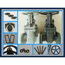 Z41H-16C estándar ruso manual válvula de mariposa válvula de compuerta precio