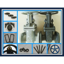 Z41H-16C russian standard manual butterfly valve gate valve price