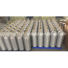 Good-Selling Aluminum Cylinders for Beverage with Valve