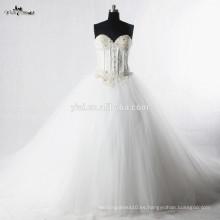 RSW935 Los últimos vestidos de boda del vestido de bola diseñan cuadros de la muestra