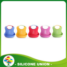 Hot bán Cartoon Silicone tạp dề/Bibs con