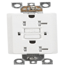 YGB-095WR TR 20A 125V 2LED Household gfci receptacles
