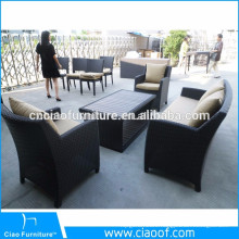 Hot On Sale Rattan Sofa Sectional Garden Furniture Outdoor